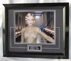 "A103NKGC NICOLE KIDMAN - ""GOLDEN COMPASS"" SIGNED"